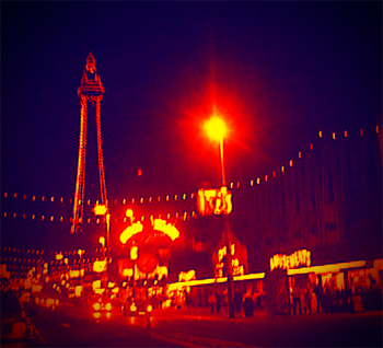 Blackpool Tower and Lights